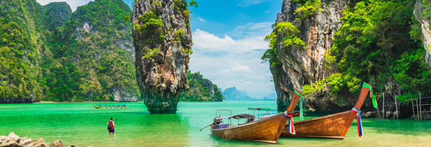 Voyage au soleil Thaïlande
