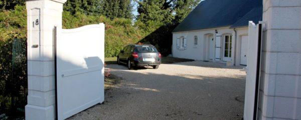 Portail électrique Met groupe centre val de loire