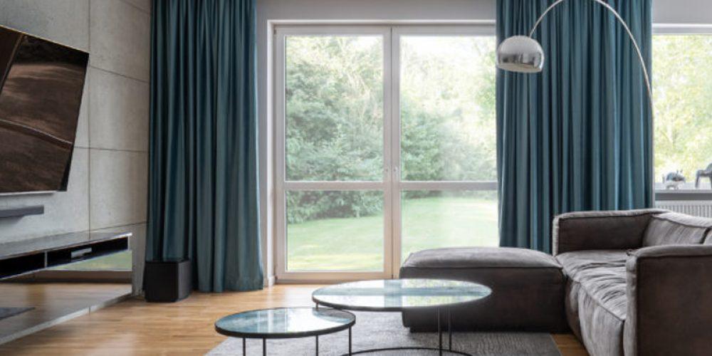 Achat de rideaux design aux meilleurs prix en ligne