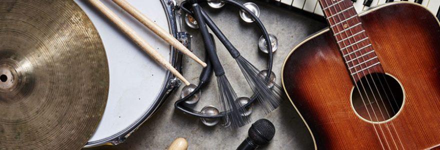 Vente d'instruments et matériel de musique en ligne