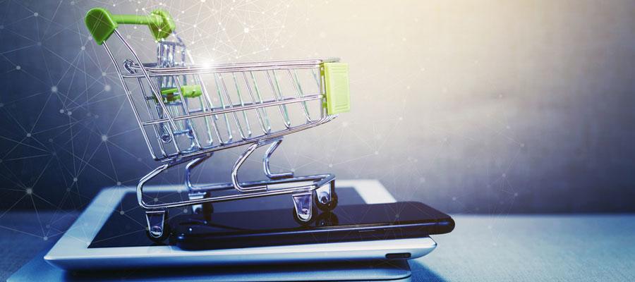 Faire ses courses en ligne pendant les vacances