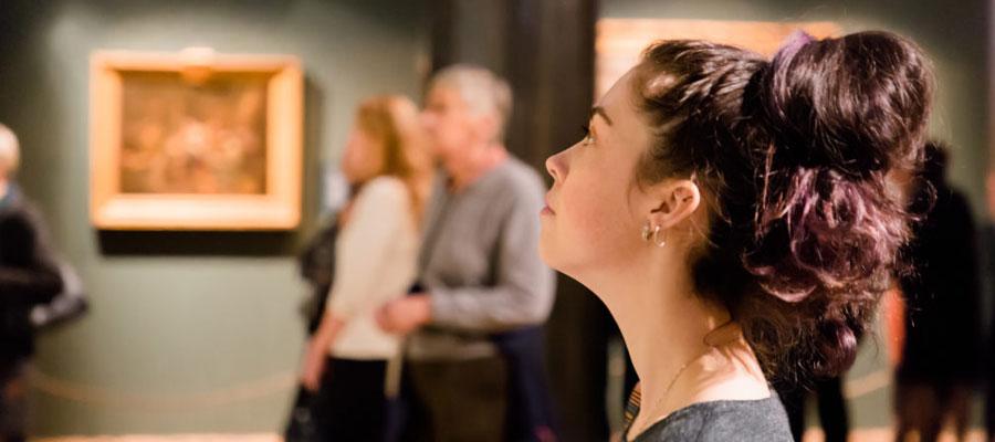visiter des galeries